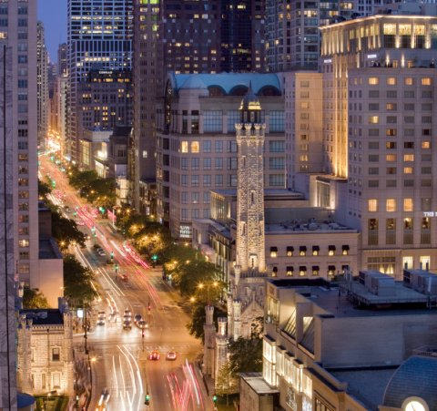 301 moved permanently for Top ten hotels in chicago downtown